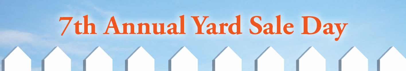 Yard Sale Map Posted – See you Saturday June 8 at 8AM